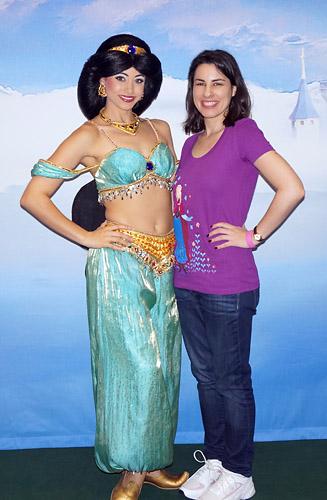 princess jasmine disney world