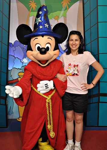 I Love Characters Mickey Mouse