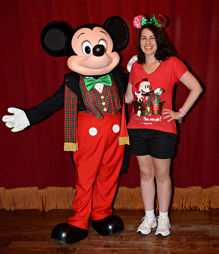 I love characters mickey mouse meeting mickey mouse at disney world m4hsunfo