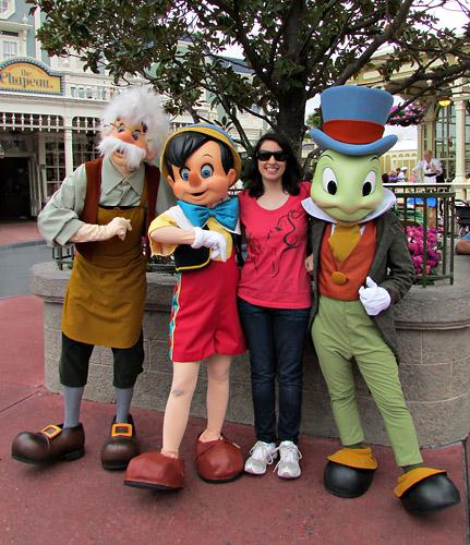 I Love Characters Jiminy Cricket