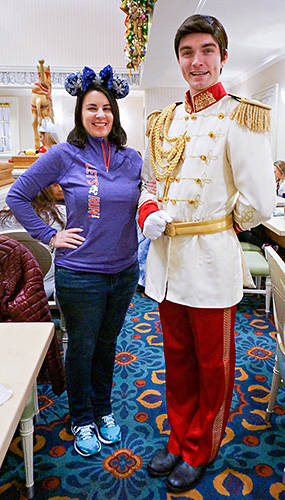Prince Charming - Old Outfit (Dinner)  sc 1 th 298 & I Love Characters   1900 Park Fare
